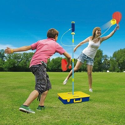NEW Mookie Swingball Game All Surface Children Tennis Game Play Set Outdoor Game
