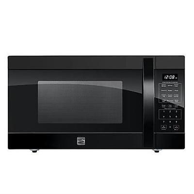 Kenmore Elite 79399 2.2 cu. ft. Counter Top Microwave Oven With Inverter Black