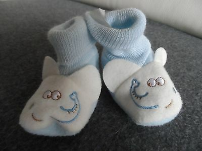 chaussons bebe