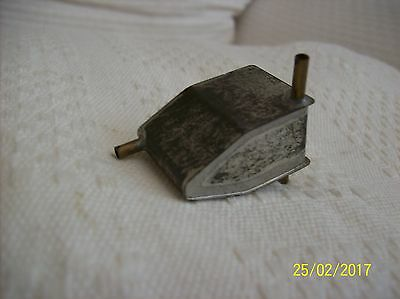 """NEW SMALL KEIL KRAFT CONTROL LINE WEDGE TANK 1.5""""x 1"""" x 3/4"""", EXCELLENT COND."""