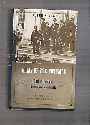 Army Of The Potomac, Volume 1, Birth Of Command, (Civil War)