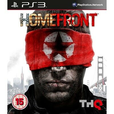 Homefront Game PS3 Brand New