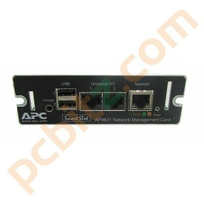 APC AP9631 Network Management Card 640-1110B-Z_REV06