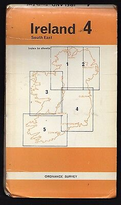 South East Ireland...OS map