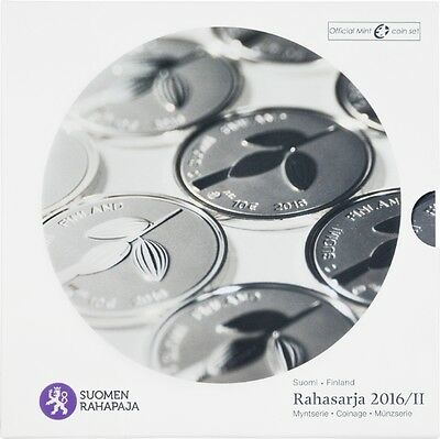KMS Finnland 2016 II - 5,88 nominal : collector coin minting process sofort