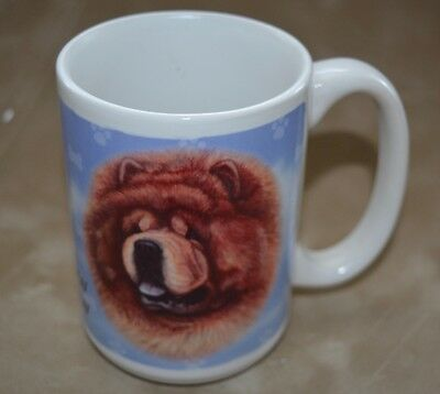NEW Mug World Inc. Chow Chow Coffee Mug