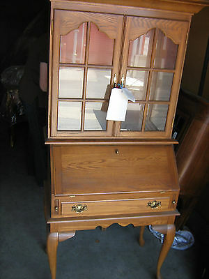 Secreatary Desk Solid Ash Wood Beautiful