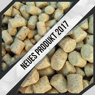 DEEP WATER BAITS BOILIE PELLETS - ACTIVE FEED LINE - VANILLA CREAM 5 kg SMALL
