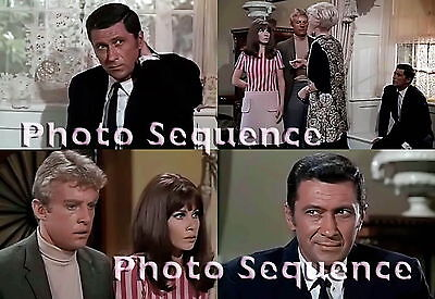 THE GIRL FROM UNCLE Stefanie Powers Cesare Danova PHOTO Sequence #02