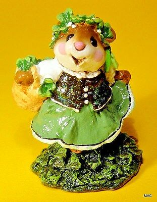Wee Forest Folk M-167 Colleen O'Green -Retired 2004