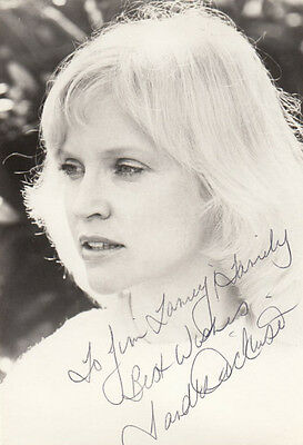 Sandra Dickinson Hitchhikers Guide To The Galaxy Hand Signed Photo