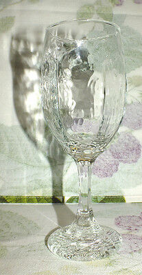 Libbey Chivalry Clear Champagne Glass   Exc