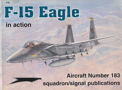 serie in action squadron F 15 Eagle