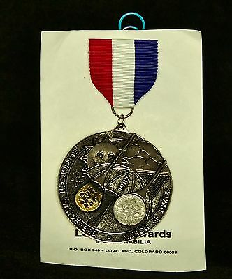 1987 Loveland Awards and Memorabilia Medallion. March of Dimes.