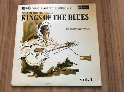 Alexis Corner Presents Kings Of The Blues. Rca Victor In Great Shape