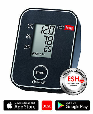 boso medicus system - Upper Arm Blood Pressure Monitor - & from med Fachh