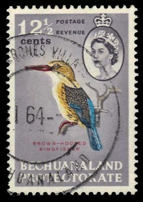BECHUANALAND 187 (SG175) - Brown-hooded Kingfisher (pa54376)