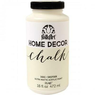 Folkart Home Decor Chalk Paint 16oz Vintage Victorian 17 23