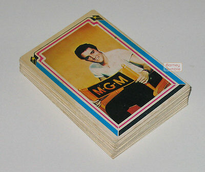 30 Elvis Trading Cards - Boxcar 1978 Good Cond