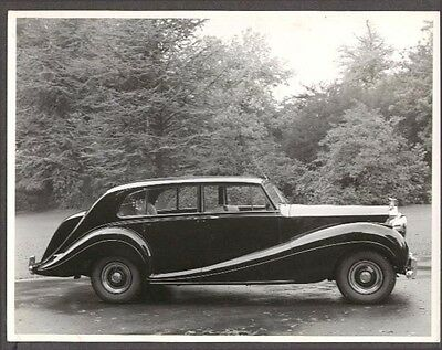 Rolls-Royce Silver Wraith Touring Limousine photo