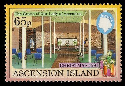 """ASCENSION 515 (SG553) - Christmas """"Our Lady of Ascension Church"""" (pf27876)"""
