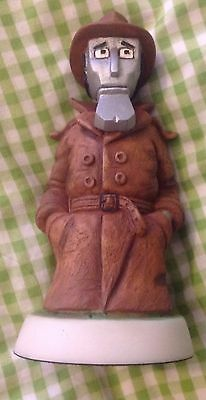 Rare Dick Spanner Detective Figurine By Robert Harrop - Ltd Edition