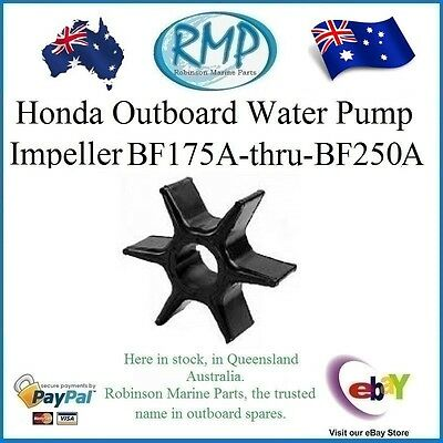 A Brand New Outboard Impeller Suits Honda BF175A-thru-BF250A # 19210-ZY3-003.