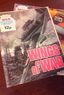 War Picture Library / Battle Picture Library (2 issues)