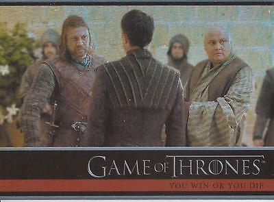 Game of Thrones Season 1 - #21 Base Parallel Foil Card