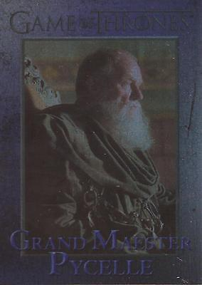 Game of Thrones Season 1 - #62 Base Parallel Foil Card