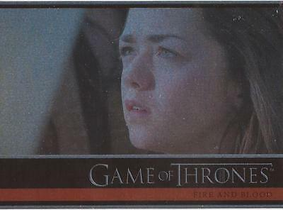 Game of Thrones Season 1 - #28 Base Parallel Foil Card