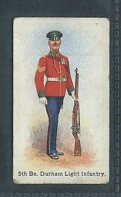 Godfrey Phillips Territorial Series No 67 5Th Bn Durham Light Infantry
