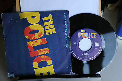 """The Police - Don't Stand So Close To Me - Vinile - 45 Giri - 7"""""""