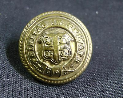 20TH C. TRINITY HOUSE UK LIGHTHOUSE AUTHORITY ELDER BRETHERN'S BUTTON Firmin