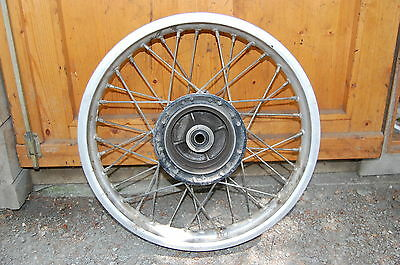 Felge Rad Wheel Hinterrad Honda XR 250 XR 500 1983-84