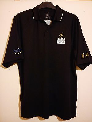 John Daly Thundering Waters Golf Club Polo Shirt Xl Cibpa Niagara Classic Jd Vgc