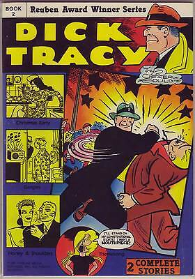 Dicky Tracy Book Two by Chester Gould Reuben Award Winner Series 2 Stories
