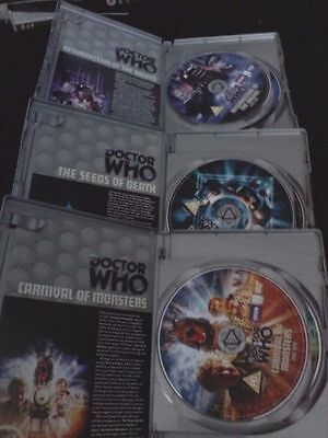 Doctor Who dvd - 2 Revisitstions