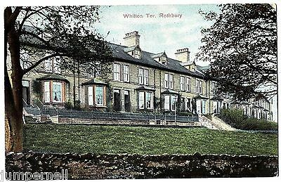 ROTHBURY, Northumberland - Whitton Terrace - Soulsby's series c.1905