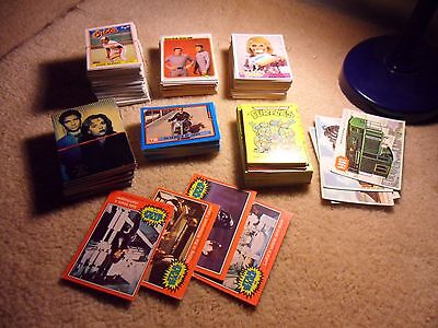 Assorted Trading Cards X-Files , Mutant Turtles , Spitting Image , Star Trek Ect