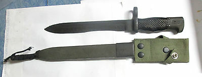 Spanish Bayonet CETME military surplus army  free shipping in usa