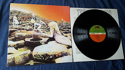 Led Zeppelin. Houses of the holy. Early pressing