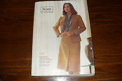 SEARS  1980 Fall & Winter  Catalog