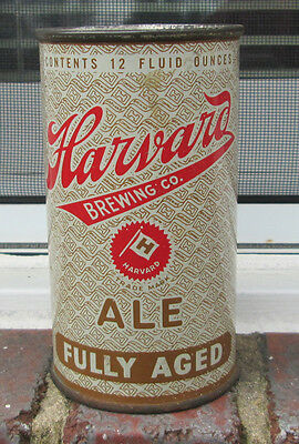 Harvard Ale Fully Aged, indoor