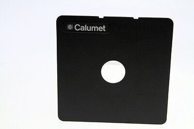 Calumet Lens Board for 4x5 Cameras with Copal 0 Cut-Out