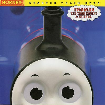 Hornby 1998 Thomas & Friends Starter Train Sets Booklet