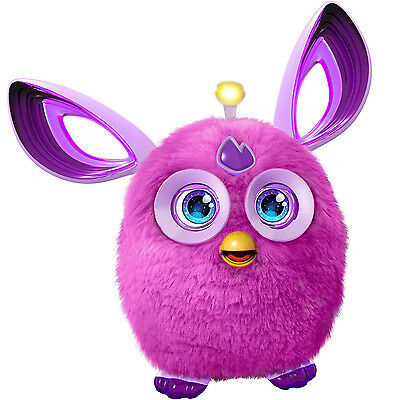 Furby Connect Purple Age 6+ Interactive Animated Electronic Pet New