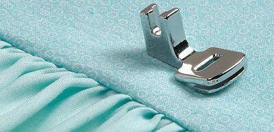 GATHERING  FOOT FOR SEWING MACHINES INC JANOME/BROTHER/SINGER/ELNA ETC  s/142