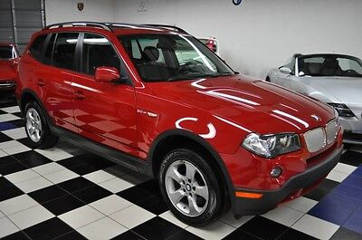2007 BMW X3 3.0si  ONLY 63K MILES - PANORAMIC ROOF - GORGEOUS! GORGEOUS X3 - RARE COLOR - PANORAMIC ROOF - CERTIFIED CARFX