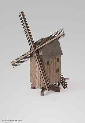 Archistories Z Scale 703141 Motorized Windmill Animated Building Kit *NEW $0SHIP